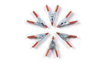 Pinces métalliques multi-usages 50mm