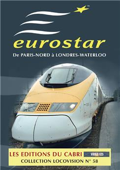 De Paris-Nord à Londres-Waterloo avec Eurostar