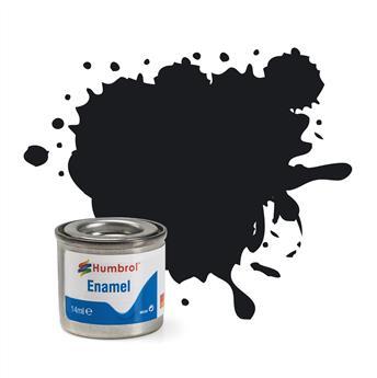 Peinture No 21 Noir