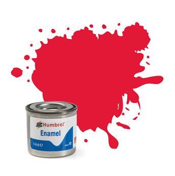 Peinture No 238 Rouge Vif