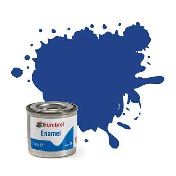 Peinture No 25 Bleu