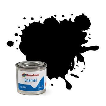 Peinture No 33 Noir