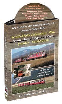 Les archives des trains suisses 3