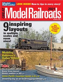 Great Model Railroads 2021