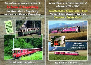 Les archives des trains suisses 2 et 3