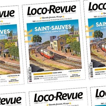 Abonnement Loco-Revue