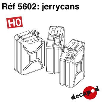 Jerrycans
