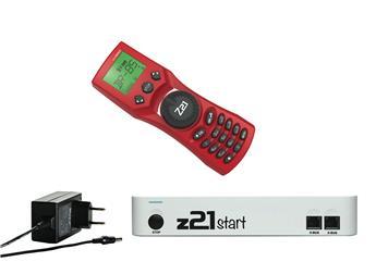 Coffret de départ centrale numérique Z21 start