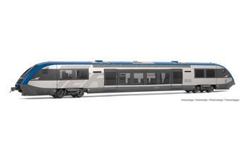 """Autorail diesel type X 73500, livrée """"TER"""", ép. VI SNCF"""