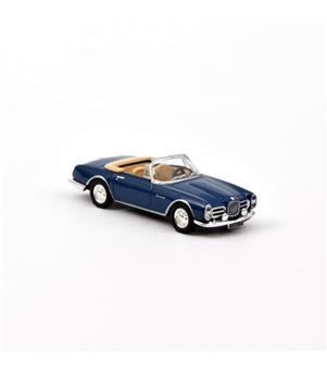 Véhicule Facel Vega III cabriolet - 1963 - Bleu métallique