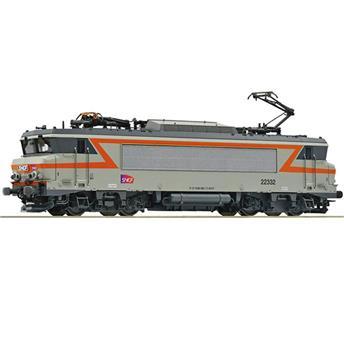 Locomotive électrique BB22332 - ep VI SNCF