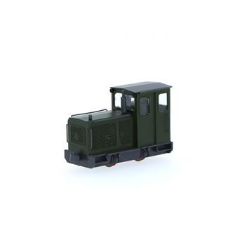 Locotracteur diesel Schöma vert