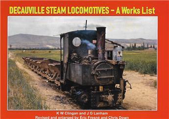 Decauville Steam Locomotives - A works list
