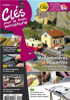 Clés pour le train miniature n° 2