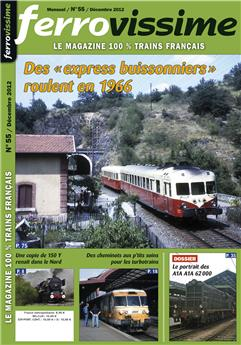 Ferrovissime n° 055