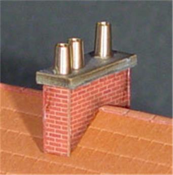 Mitrons de cheminée