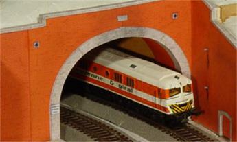 Entrées de tunnel