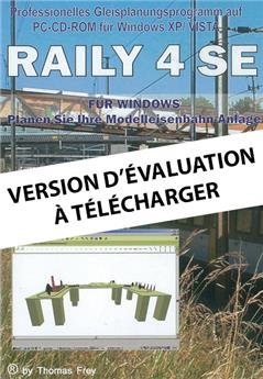 Raily 4 SE - Version d'évaluation (à télécharger)
