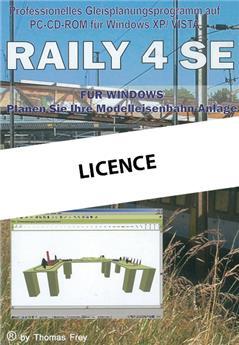 Raily 4 SE Version complète avec licence, à télécharger