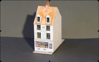Agence immobilière - VIL016