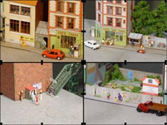 Environnement urbain 1960-80