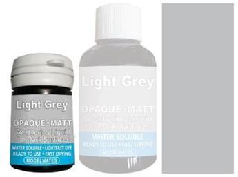 Mélange liquide opaque gris clair