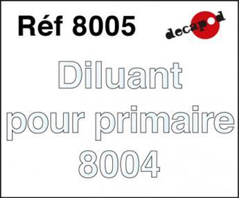 Diluant pour primer d'accrochage (ref.:DE8004P)