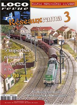 HSLR12 (hors série 4/2008) : Réseauxrama 3