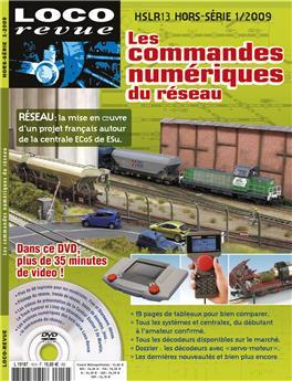 HSLR13 (hors série 1/2009) : Les commandes numériques