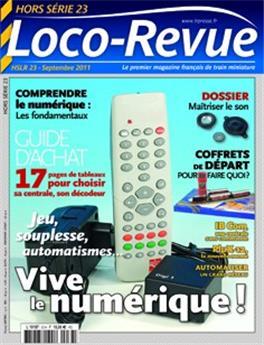 HSLR23 (hors série 9/2011) : Vive le numérique !