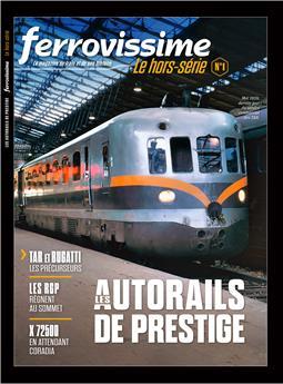 Hors-série Ferrovissime #1 : Les Autorails de prestige