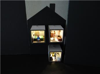 Petite maison 3 pièces