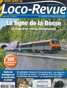HSLR36 (hors série 03/2014) : La ligne de la Bosse