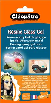 Résine Glass'Gel 150 ml