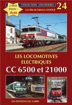 Les locomotives électriques CC 65000 / 21000