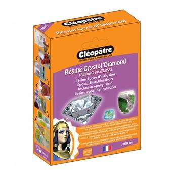 Résine Crystal'Diamond - 360 ml