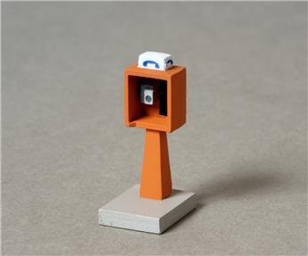 Téléphone de PN - modèle récent