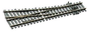 Aiguille courbe à droite electrofrog code 75