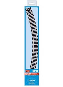 2 rails courbes standards code 100 Setrack