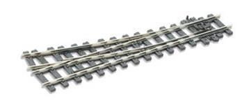 Aiguille 0-16,5 à droite electrofrog rayon 610mm