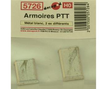 Armoires PTT