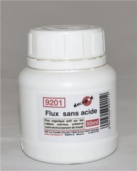 Flux sans acide