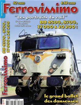 Ferrovissimo n° 10 : BB8500
