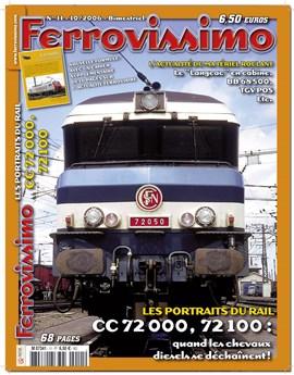 Ferrovissimo n° 11 : CC72000