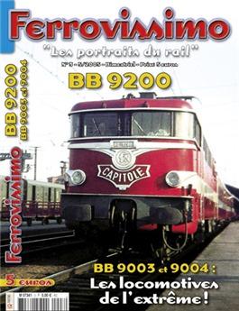 Ferrovissimo n°3 : BB9200