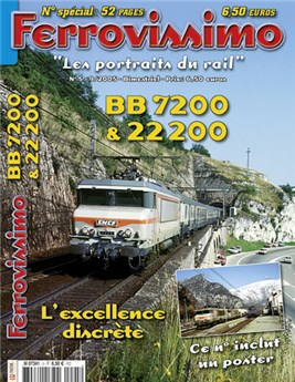 Ferrovissimo n°5 : BB7200/22200
