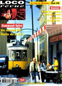 Loco-Revue n° 657 (avril 2002)
