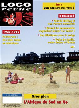 Loco-Revue n° 661 (août 2002)