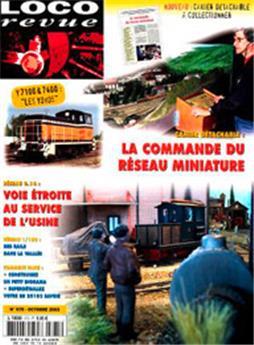 Loco-Revue n° 675 (octobre 2003)