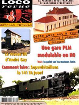 Loco-Revue n° 684 (juillet 2004)